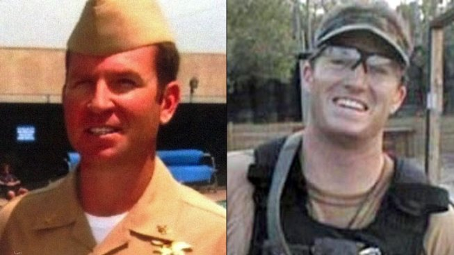 Slain Ex-SEALS Honored as Patriots