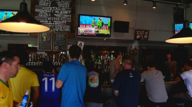 World Cup Fever Takes Over San Diego