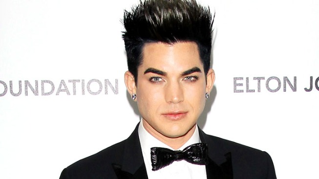 "Adam Lambert Joins ""Glee"""