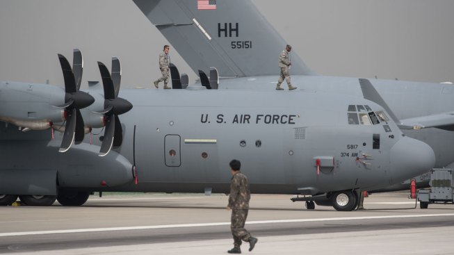 US Air Force to Recall Up to 1000 Retired Pilots
