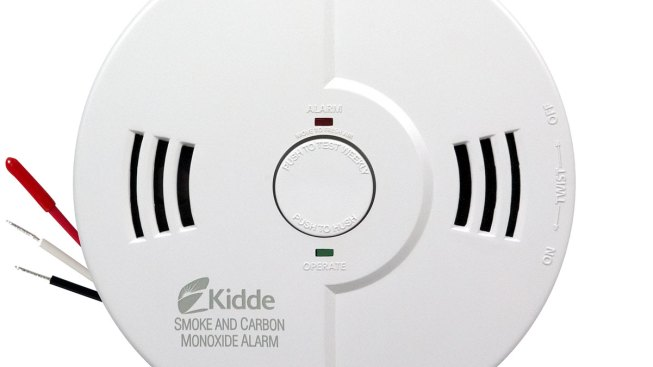 Kidde Recalls More Than 5 Million Combination Smoke, Carbon Monoxide Alarms