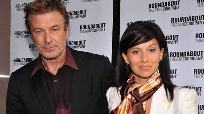 "Alec Baldwin Confirms Wife Hilaria Is Pregnant: Couple Is ""Thrilled"""