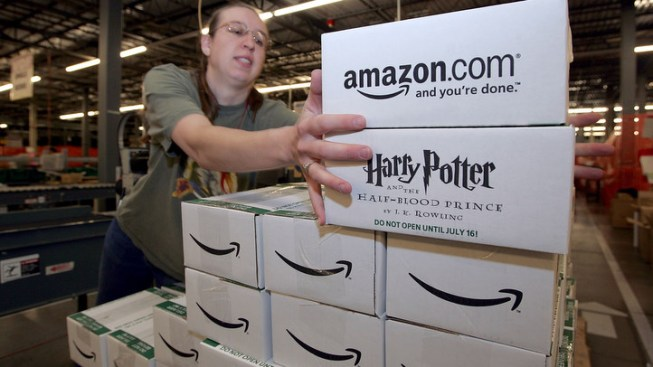 Amazon Tax Bill Passes State Assembly