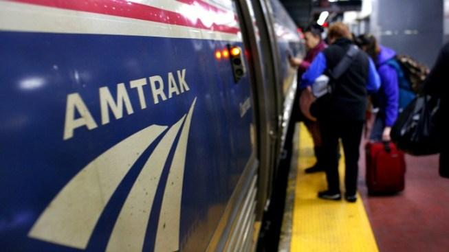 Train Strikes 18-Year-Old