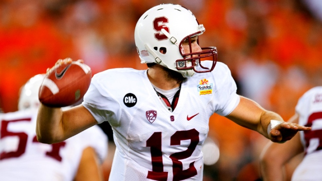 Colts Take Stanford QB Andrew Luck to Open Draft