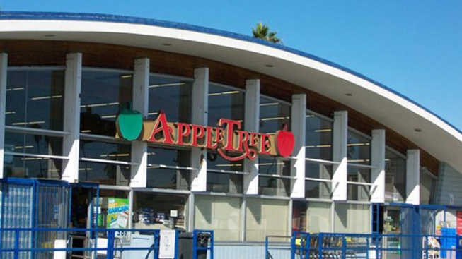 Apple Tree Supermarket Closing in OB