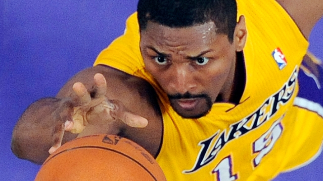 Ron Artest Wants to Change His Name