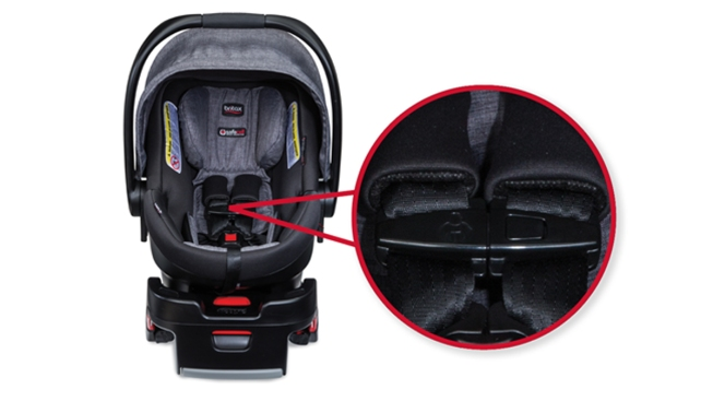 Britax issues vehicle seat recall following chest clip problem