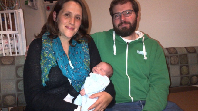 Newborn Returns Home After Hypothermia Treatment