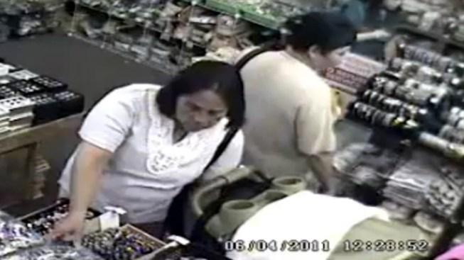 Police Hunt for Baby Stroller Bandits