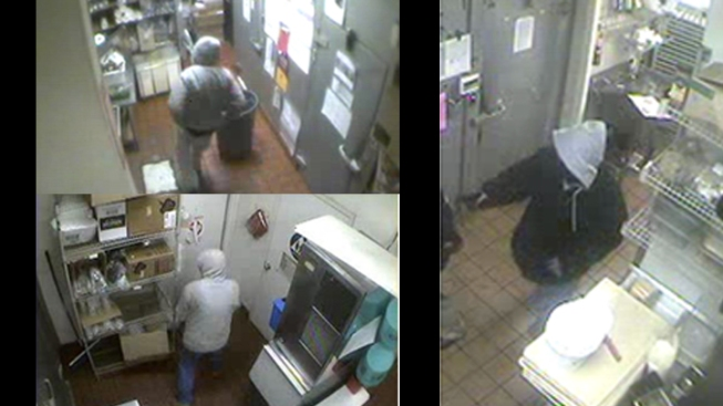 Bagel Bandit Wanted for Robbery Series