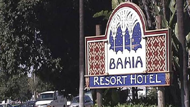 Man Allegedly Solicits Teenage Boy in Hotel