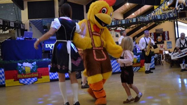 Big Bear Lake's Big Oktoberfest Grows Even Bigger