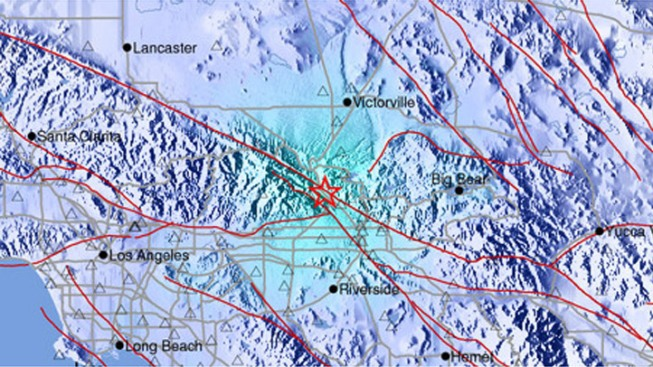 No Reported Damage in Magnitude-3.8 SoCal Quake
