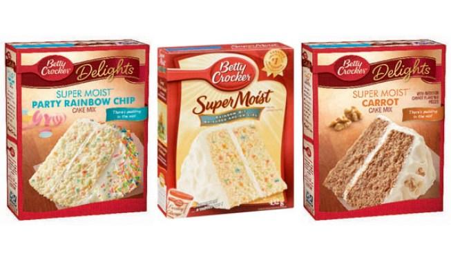 General Mills Recalls Betty Crocker Cake Mix