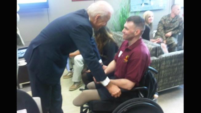 Vice President Visits San Diego