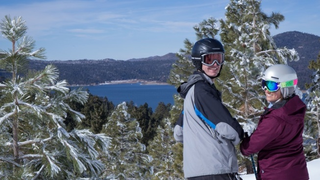 Big Bear Sweethearts: Your Frosty Valentine's Day