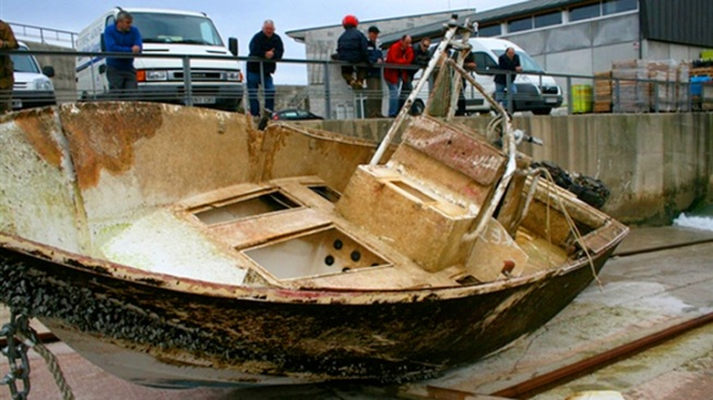 Boat Whose Crew Went Overboard 3 Years Ago Found Across Atlantic