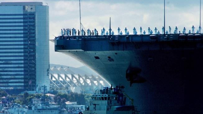 Navy's San Diego Fleet Expansion: Economic Engine to Gain Horsepower