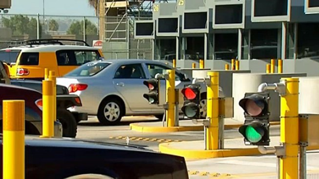 Border Crossing Construction to Cause Delays