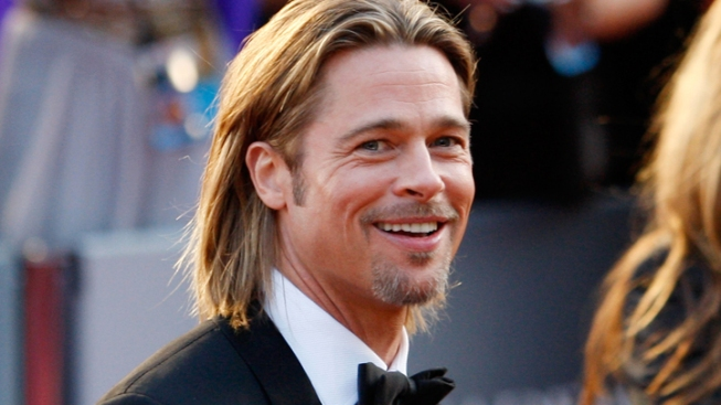 Brad Pitt to Present at MTV Movie Awards
