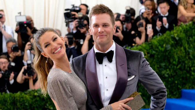 Gisele Bundchen and Tom Brady Celebrate Anniversary With Never-Before-Seen Wedding Photos