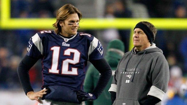 Brady Returns to Practice, Ready to Go