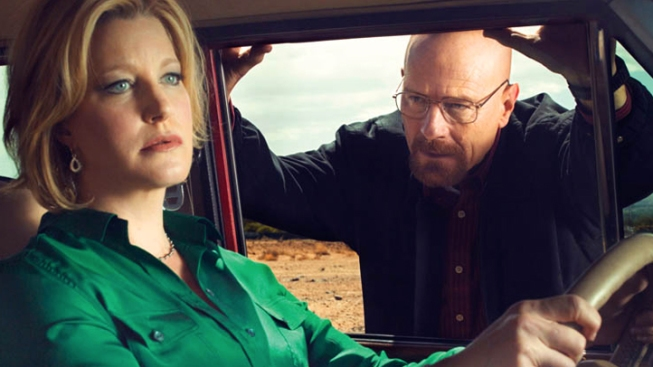 """Breaking Bad"" Done After 16 More Episodes"