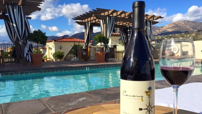 Canary Hotel's New Branded Syrah