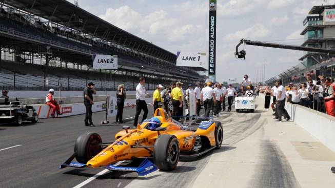 NBC Ready to Showcase Iconic Indianapolis 500 for First Time