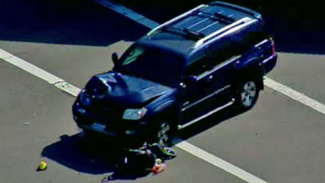 Car Hits Stroller Near Rancho Santa Fe