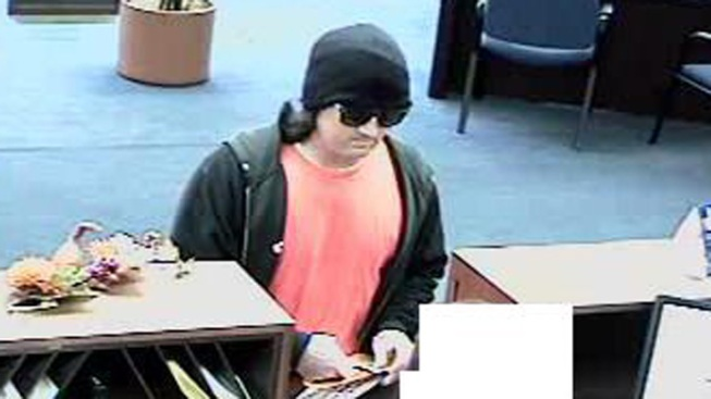 Police Search for Carlsbad Bank Robber