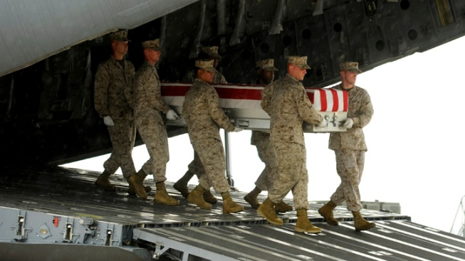 Navy Cross Ceremony to Honor Fallen Marine