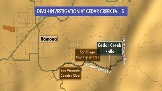 Cedar Creek Falls Closed Until November