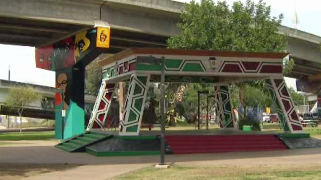 Chicano Park Officially a Historical Place
