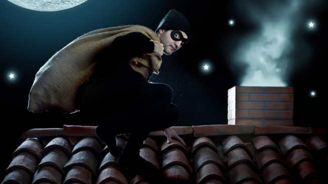 Teen Burglar Rescued From Chimney After 10 Hours