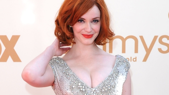 "Christina Hendricks Talks ""Mad Men"" Season 5 & Her New Video Game"