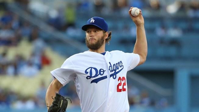 Dodgers' Clayton Kershaw Throws No-Hitter, Beating Rockies 8-0
