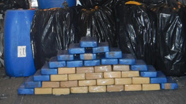 Coast Guard Stops $7M Cocaine Shipment