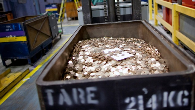 "U.S. Mint Worker Stole $2.4M in ""Error"" Coins"