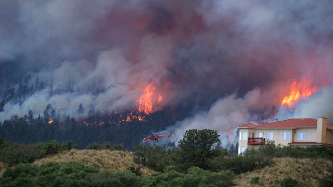 Local Volunteers to Help Colorado Fire Victims