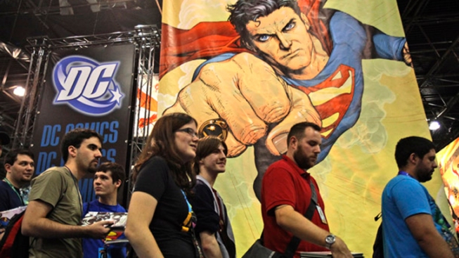 Comic-Con Raises Ticket Price for 2012
