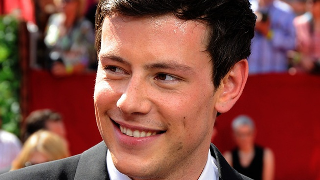 Cory Monteith Emmy Tribute Questioned