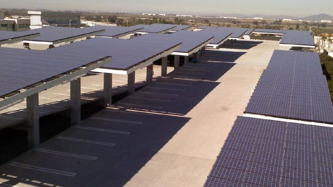 County's New Solar Energy System Unveiled