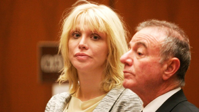 Courtney Love Sued by Former Assistant for Wages