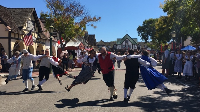 Danish Days: Solvang's History-Laden Lark