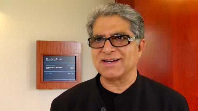 Deepak Chopra Speaks at Women's Week