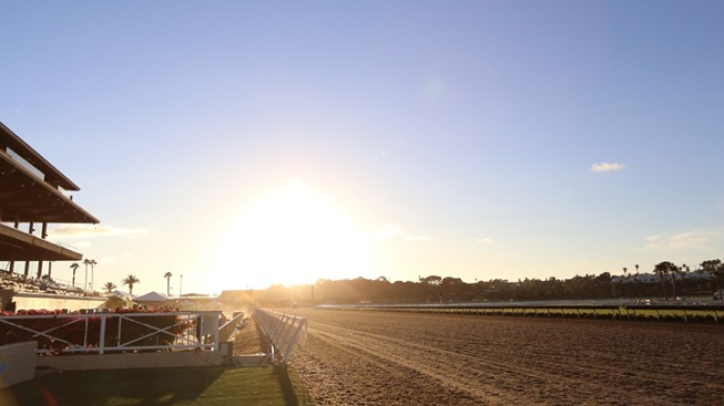 Thanksgiving Morning: Run the Del Mar Track