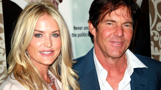 Dennis Quaid's Wife Files for Separation Five Months After Pulling Plug on Divorce