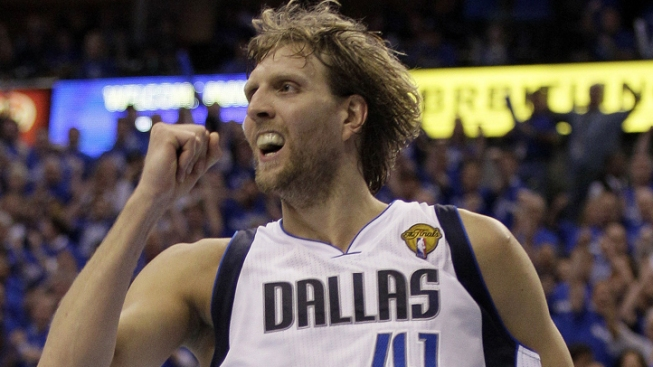 Mavs Out-Scorch Heat in Game 5